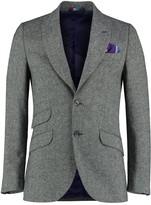Koy Clothing Grey Nusu Kamba Wool Blazer