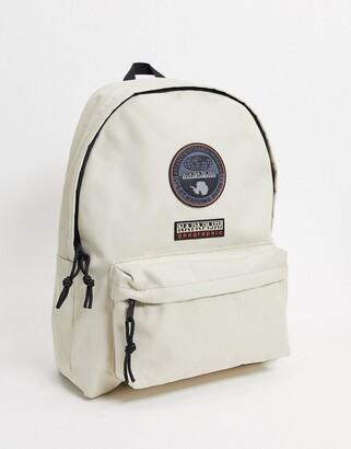 Napapijri Voyage backpack in light grey