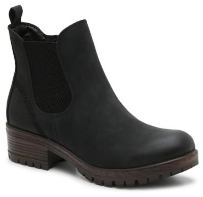 Crown Vintage Round Toe Women's Boots