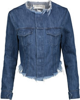 Marques Almeida Marques' Almeida Frayed denim jacket
