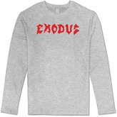 MVWAPOD Men Exodus Band Logo T-shirts