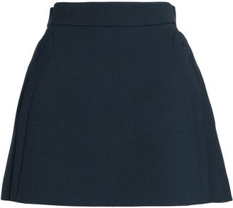 DELPOZO Mini skirts