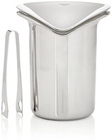 Georg Jensen Ice Bucket & Tongs Set