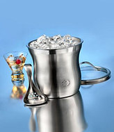 Calphalon Stainless Steel Ice Bucket with Scoop & Lid