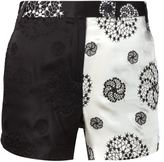 Ann Demeulemeester embroidered mini shorts