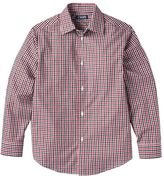 Chaps Boys 8-20 Checkered Dress Shirt