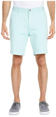Nautica 8.5 Classic Fit Deck Shorts (Blue) Men's Shorts