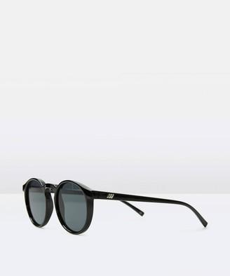 Le Specs Teen Spirit Sunglasses Black