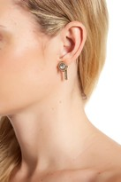 Rebecca Minkoff Halo Stud and Dangle Earrings