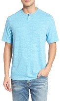 Tommy Bahama Men's Big & Tall Sunday's Best Henley T-Shirt