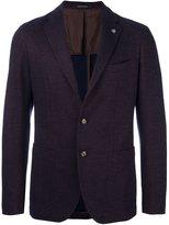 Tagliatore jacquard blazer
