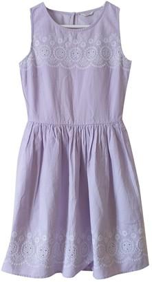 Jack Wills Purple Cotton Dress for Women
