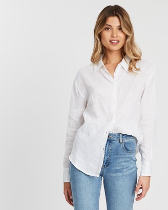 Atmos & Here Sorrento Linen Shirt
