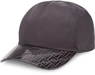 Fendi FF motif baseball cap