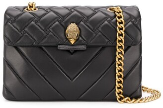 Kurt Geiger London quilted shoulder bag