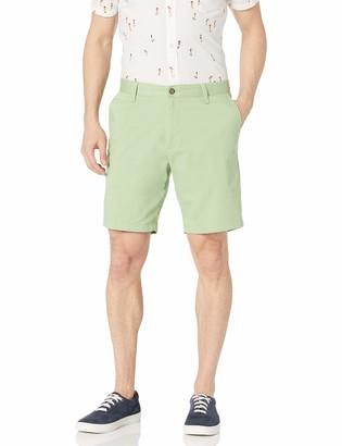 "Nautica Men's 8.5"" Stretch Cotton Classic Fit Deck Shorts"
