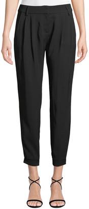 Parker Morgan Mid-Rise Cropped Pants
