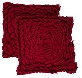 Bloomingdale's Wool Throw Pillows