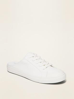 Old Navy Open-Heel Canvas Slide-On Sneakers for Women