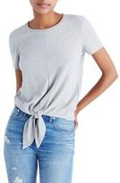 Madewell Women's Modern Tie Front Tee