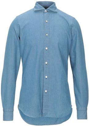Finamore 1925 Denim shirts