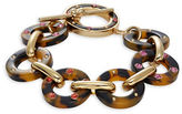Kate Spade Out of Her Shell Tortoise Shell Toggle Bracelet