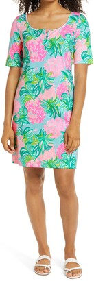 Lilly Pulitzer Gavyn Print Shift Dress