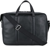 Cerruti laptop bag - men - Calf Leather - One Size