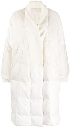 KHRISJOY Long-Sleeve Padded Coat