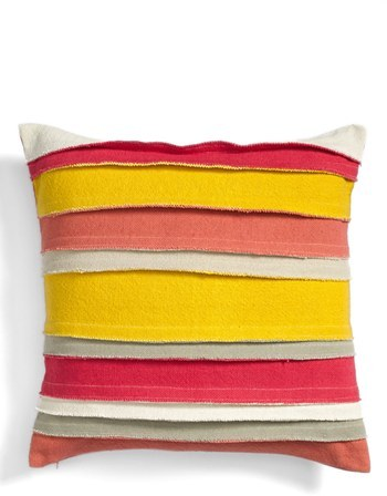 Nordstrom Patchwork Stripe Pillow