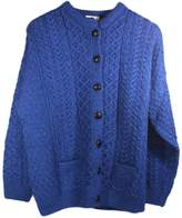 Carraigdonn Carraig Donn Irish Fisherman Sweater Ladies 100% Merino Wool