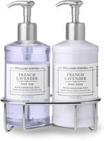 Williams-Sonoma Williams Sonoma French Lavender Hand Soap & Lotion, Deluxe 5-Piece Set