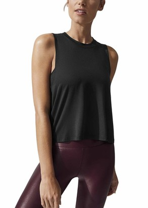 Equipment Bestisun Workout Crop Tops Gym Tank Tops Sports Shirts Running Clothing Yoga Clothes Cropped Muscle Hiking Tanks for Women Black S