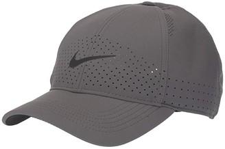 Nike AeroBill Legacy91 Hat (Iron Grey) Caps