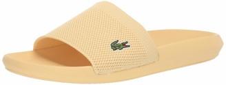 Lacoste Men's Croco Slide Sandal