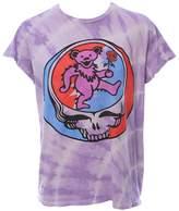 MadeWorn lavender tie dye grateful dead t-shirt