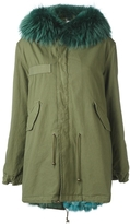 Mr & Mrs Italy Lined Hooded Parka