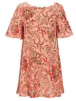 Copper Key Little Girls 4-6X Short-Sleeve Printed Dress