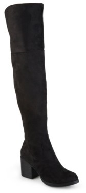 Journee Collection Sana Thigh High Boot