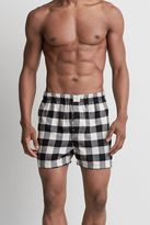 American Eagle Outfitters AE Buffalo Check Flannel Boxer