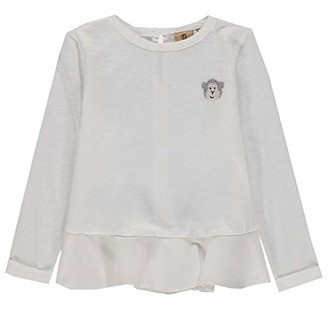 Bellybutton mother nature & me Baby Girls' T-Shirt 1/1 Arm Long Sleeve Top