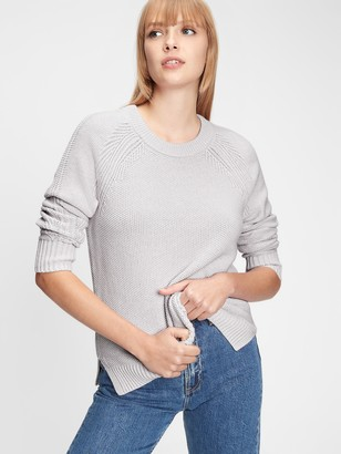 Gap Textured Crewneck Sweater