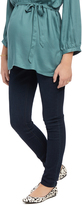 Motherhood Secret Fit Belly Super Stretch Skinny Maternity Jeans