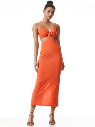 Havana Cut Out Maxi Dress