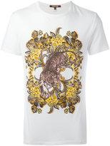 Roberto Cavalli 'Tiki Tiger' T-shirt - men - Cotton - L