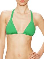 Sofia by Vix Solid Triangle Bikini Top
