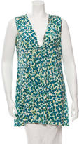 Missoni Printed Sleeveless Tunic