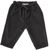 Caramel Baby & Child Baby Carnelian Velvet Trousers