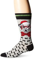 Bottoms Out Men's Holiday Crew Socks