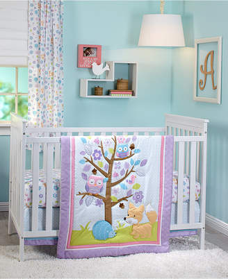 NoJo Little Love by Adorable Orchard 3-Pc. Crib Bedding Set Bedding